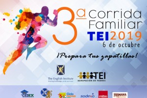 Inscríbete en la Corrida Familiar TEI 2019