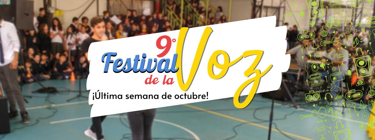 Descarga las Bases del Festival de la Voz 2020