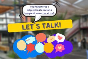 Let´s Talk, un necesario recreo virtual