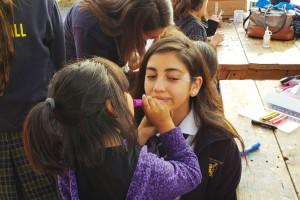 Realizamos 2° visita solidaria del año al Centro de Acogida