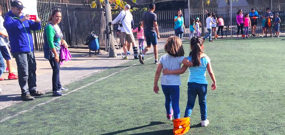 Sports Day pone en acción a la Comunidad TEI