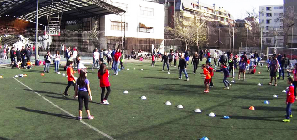 [Actualizado] Revisa todas las actividades del Sports Day 2018