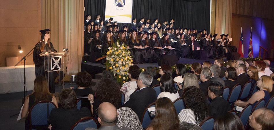 Así fue la graduación de la Generación 2018
