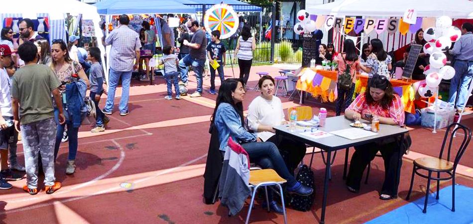 Kermesse 2018: una instancia solidaria que une a la familia TEI