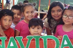 Celebramos la Navidad junto a los niños del Centro de Acogida Juan XXIII