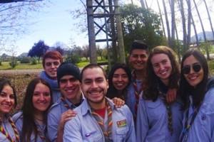 ¡Ven vivir la gran experiencia de ser scout!