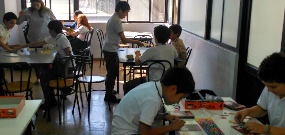Jugar para aprender: innovando en la sala de clases