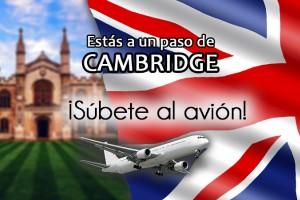 Últimos cupos para viaje de estudios a Inglaterra